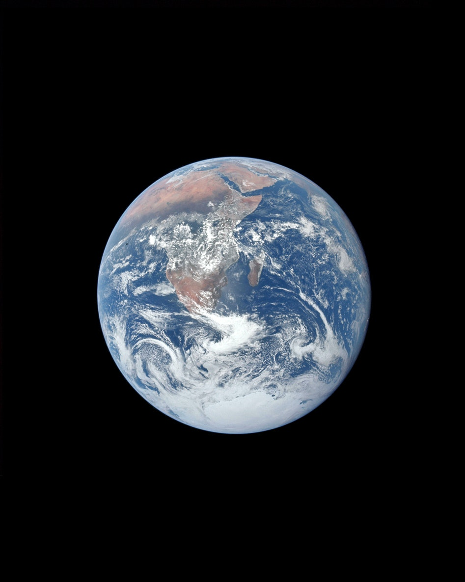The Origins Of 'Planetary Realism' And 'Whole Earth Thinking' - NOEMA