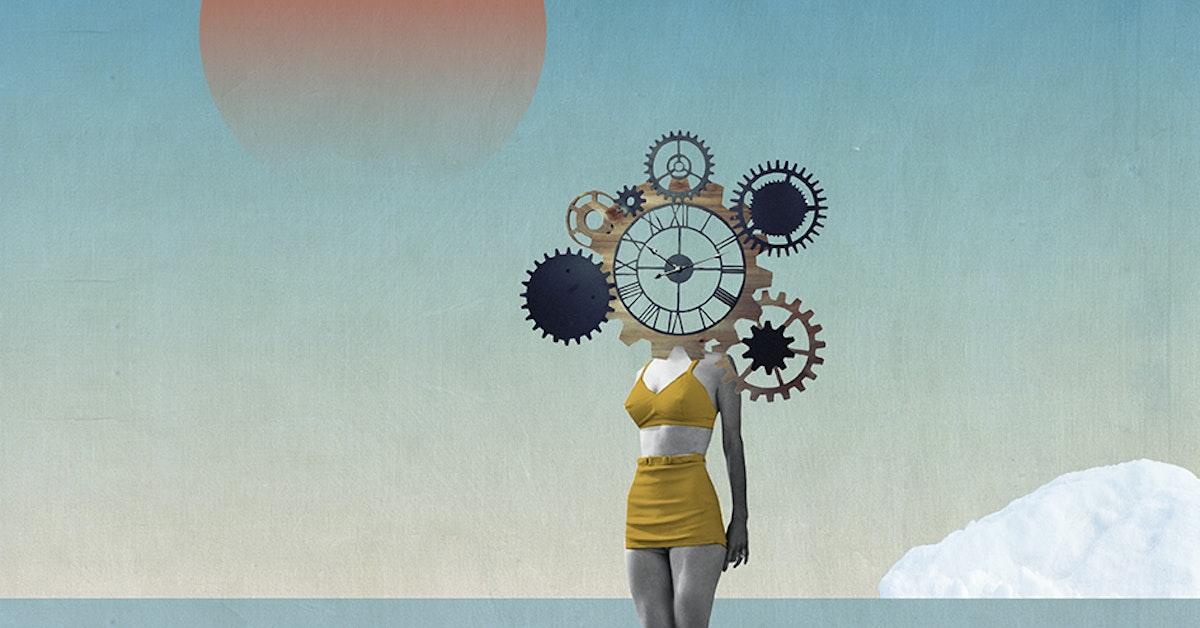 The Tyranny Of Time   NOEMA